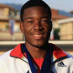 Nethaneel Mitchell-Blake runs 19.95 200m