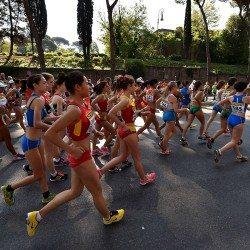 Wang Zhen and Liu Hong among World Race Walking Team Champs winners