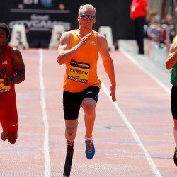 Ronald Hertog eyes further Paralympics success after long jump switch