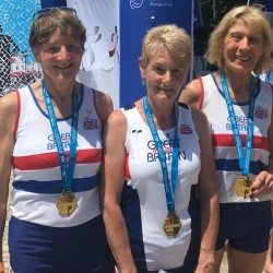 Brits bag medals at European Masters Champs – weekly round-up
