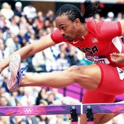 London 2017 brings Aries Merritt full circle