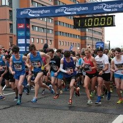 Emma Clayton and Jack Gray win Great Birmingham 10K