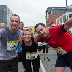 New half-marathon added to Great Manchester Run weekend