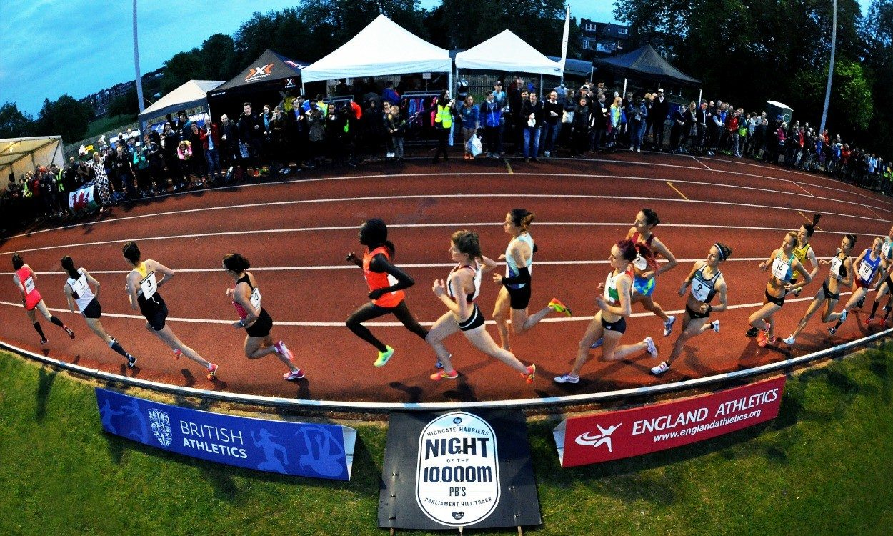 Top fields set for Highgate's 10,000m festival