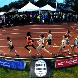 Jo Pavey and Andy Vernon among Highgate Harriers Night of the 10,000m PBs entries
