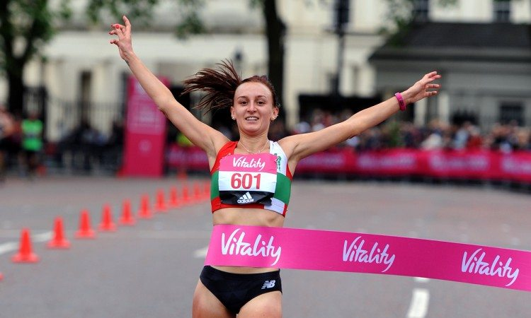 Lily Partridge makes strong marathon debut in Seville - weekly round-up