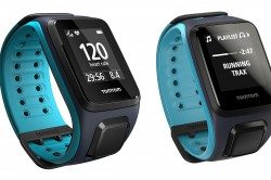 TomTom Runner 2 Cardio+Music GPS watch