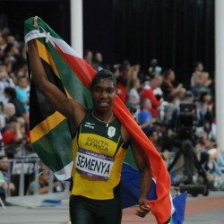 Caster Semenya wins African gold – weekend round-up