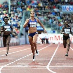 Dafne Schippers storms to Diamond League record in Oslo