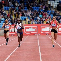 Women's health: Analysis of women's athletics events in the UK