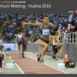 Meeting Iberoamericano de Atletismo live stream