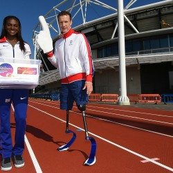 London 2017 calls for kit carriers