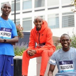 Mo Farah set to retire from track after 2017