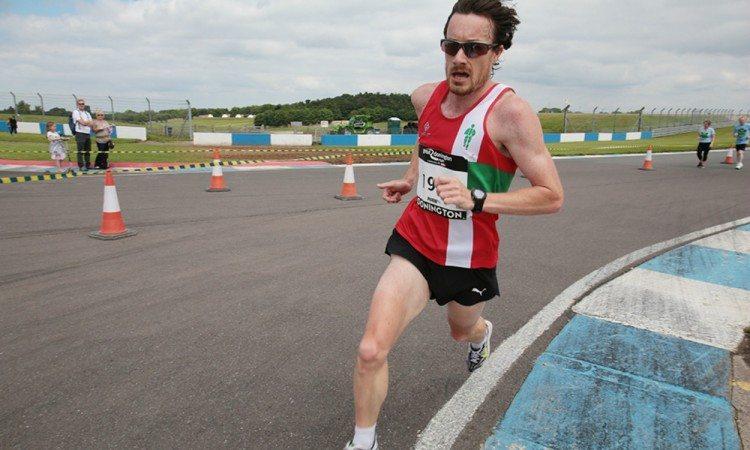 Chris Thompson and Sonia Samuels among first Great Donington Run winners