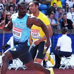 Nesta Carter's Beijing 2008 'B' sample reportedly tests positive