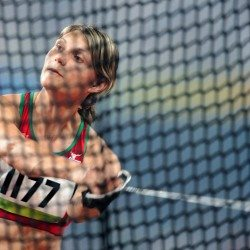 Aksana Miankova could lose 2008 Olympic hammer gold after reported failed retest