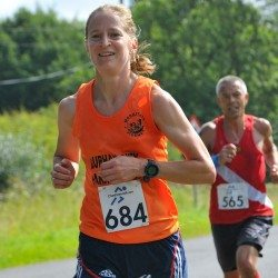Jo Zakrzewski on GB team for IAU 100K World Championships