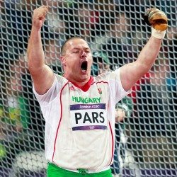 Olympic history: Men's hammer