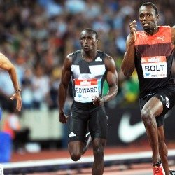 Usain Bolt makes statement with 200m Anniversary Games win