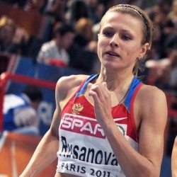 Yuliya Stepanova eligible to compete internationally as neutral athlete, says IAAF