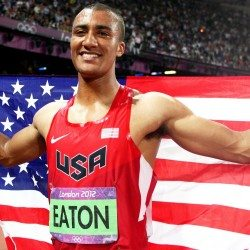 Olympic history: Decathlon
