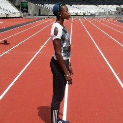Desiree Henry shining bright as Olympic journey continues
