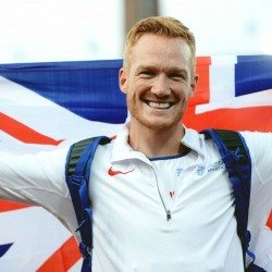 Greg Rutherford eyes his place in the history books