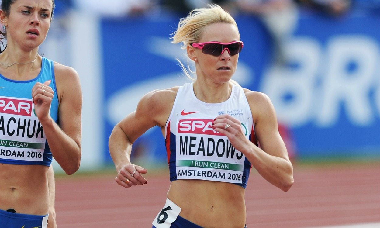 Jenny Meadows: