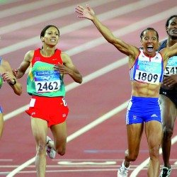 Olympic history: Women's 800m