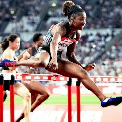 Lausanne Diamond League highlights
