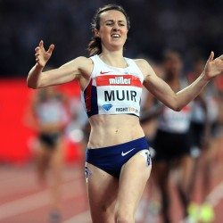 Laura Muir: Breaking Kelly Holmes' record will always be one of my best achievements