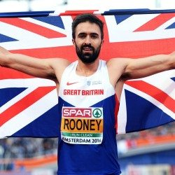 'Writing was on the wall' for Martyn Rooney's Rio Olympic dream