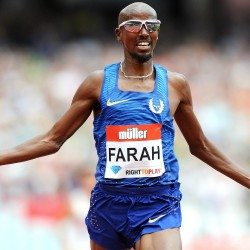 Mo Farah to compete at London Anniversary Games