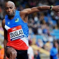 Nathan Douglas hopes his resilience inspires GB Euro Champs team