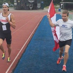 Beer Mile World Classic 2016