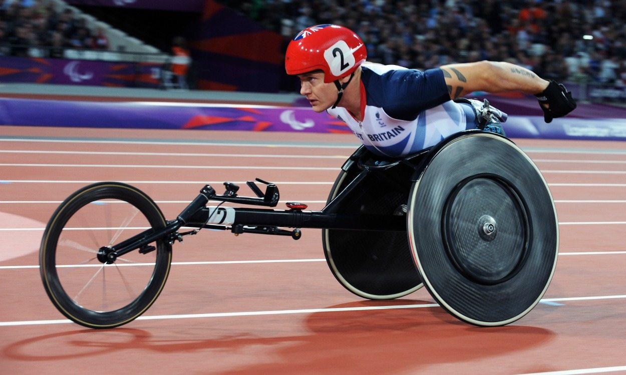 David Weir says the future is bright as he prepares for Paralympic finale