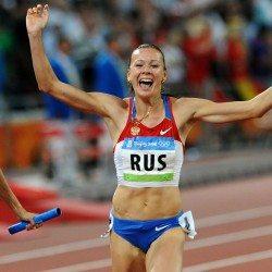 Russia loses Beijing 2008 4x100m gold after Yulia Chermoshanskaya positive