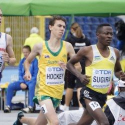 Experiencing the World U20 Championships