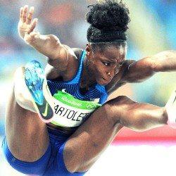 Leap year for Tianna Bartoletta