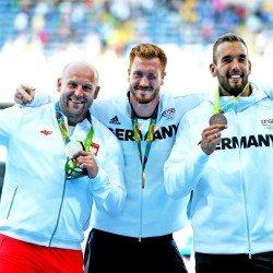 Christoph Harting wins dramatic discus final at Rio 2016