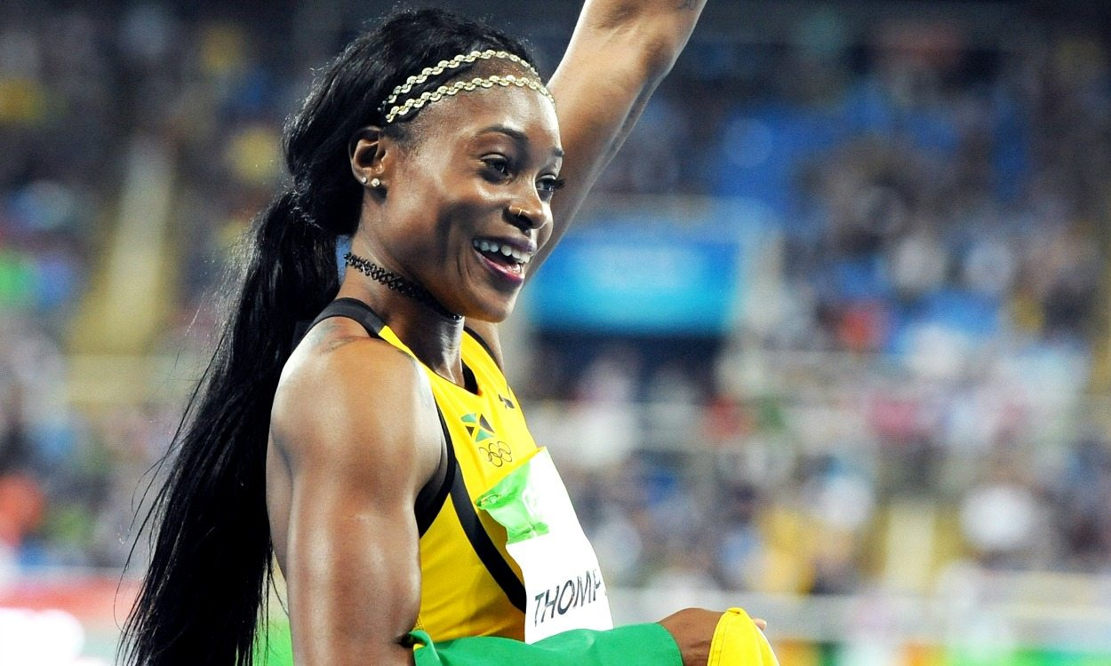 Fast post-Rio run for Elaine Thompson in Lausanne