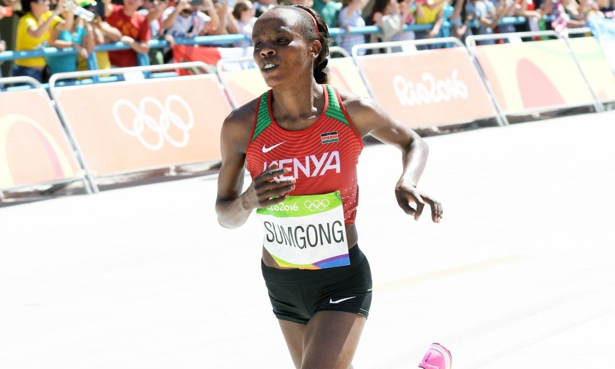 Olympic champion Jemima Sumgong handed four-year doping ban