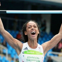 Katarina Johnson-Thompson leads after impressive first day in Götzis