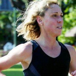 Mary Decker Slaney 'runs' again