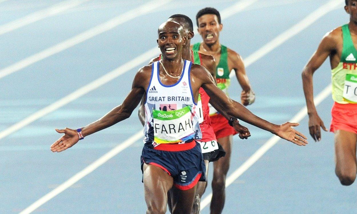 Mo Farah nominated for European Athletics Golden Tracks award - global update