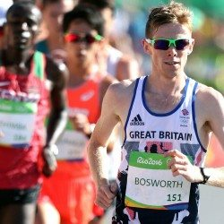 Tom Bosworth on GB team for European Race Walking Cup