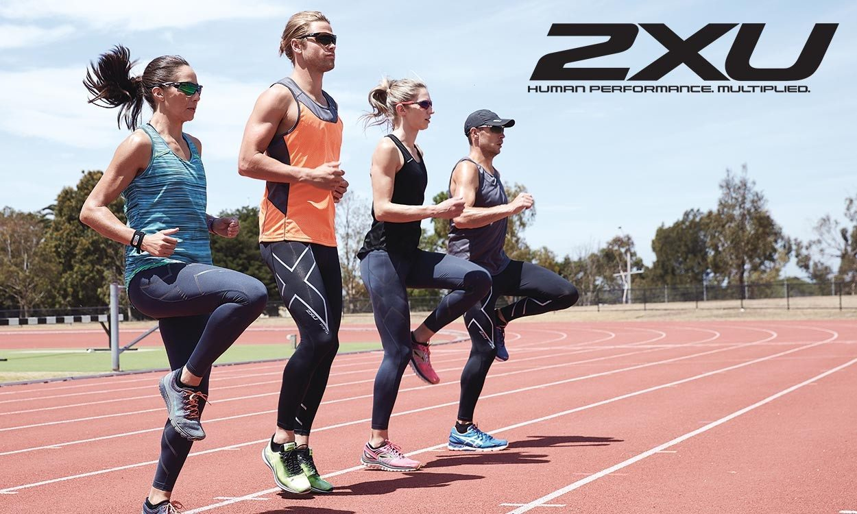 Win a £250 voucher to spend at 2XU.com