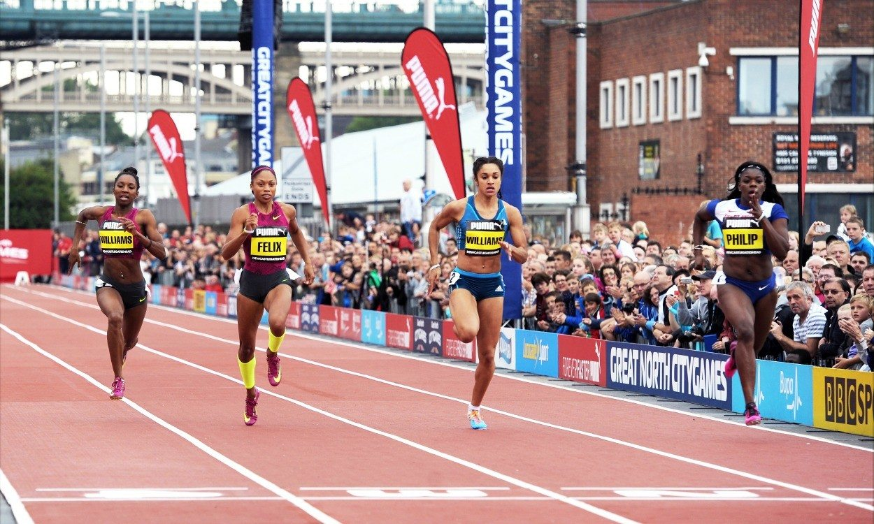 Britain's star sprinters to take on top global talent at Great North CityGames