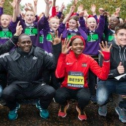 Betsy Saina eyes strong Great Scottish Run before marathon debut