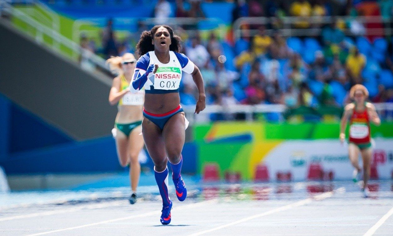 Kadeena Cox claims 400m title after cycling gold in Rio